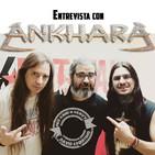Entrevista con Alberto y Cecilio, guitarristas de ANKHARA