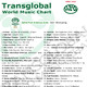 Mundofonías 2018 #45   Transglobal World Music Chart   Junio / June 2018