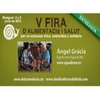 AGUA MAR, SALUD Y BIENESTAR, Entrevista a Angel Gracia