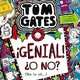 Tom Gates, ¡genial! ¿O no? (No lo se...)