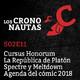 S02E11 - Cursus Honorum Romano, La República de Platón, Spectre y Meltdown, Cómic 2018