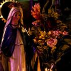 """(1-2) Pedro Luis Flores Entrevista a Enrique Alí González Ordosgoitti y a Moraiba Tibisay Pozo sobre Semana Santa, en """"V"""