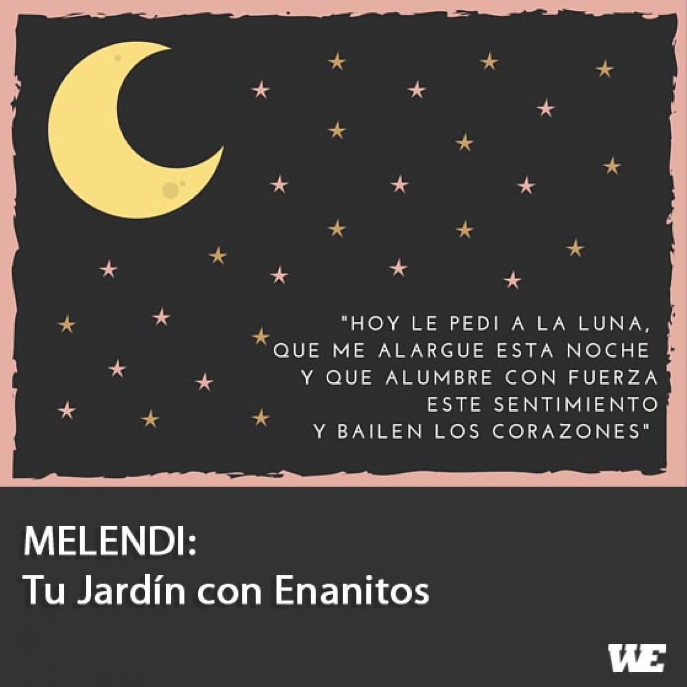 Melendi: Tu Jardín con Enanitos en Canal Comunidad en mp3(01/06 a ...