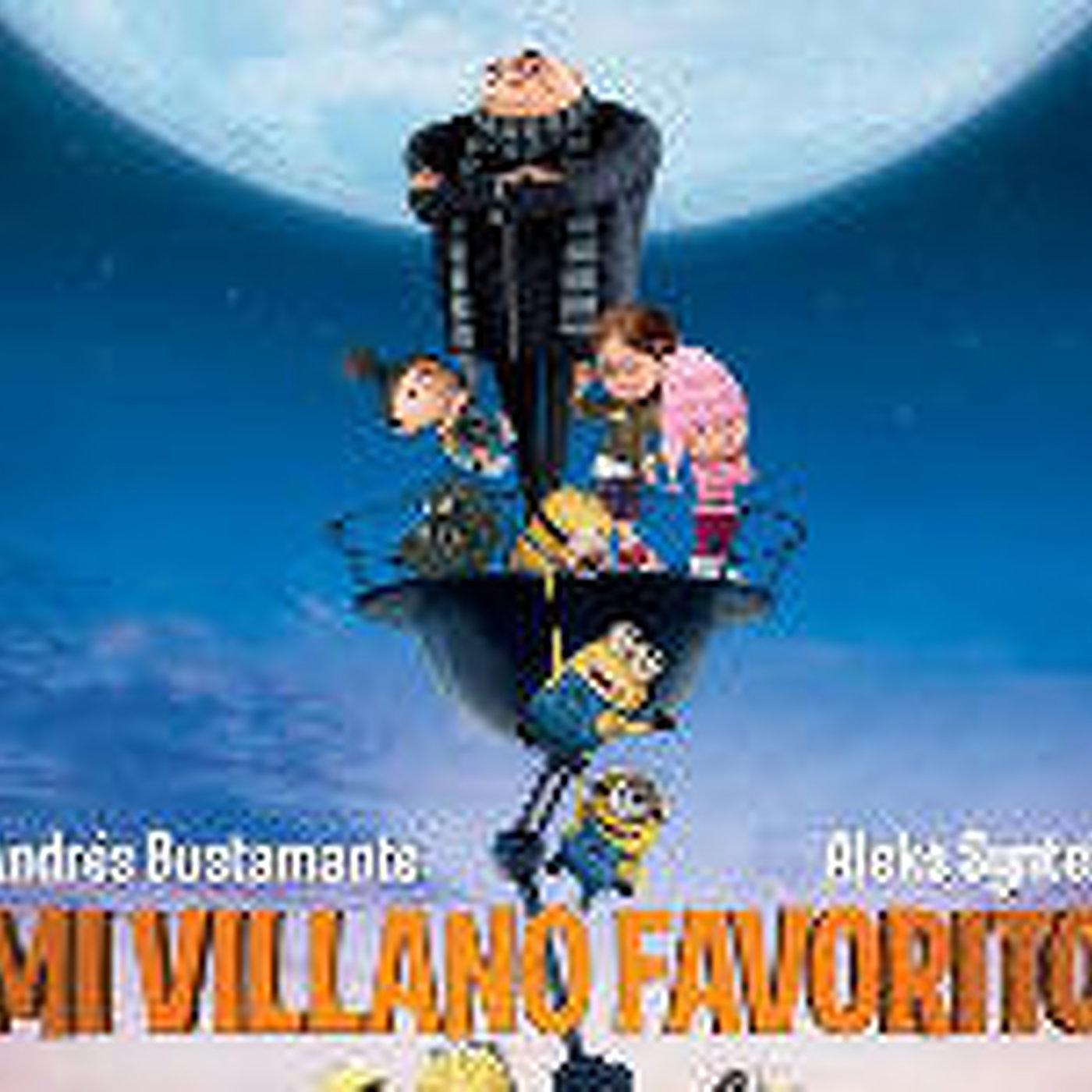 Mi Villano Favorito 2010 Audio Latino Ad En Películas En Español