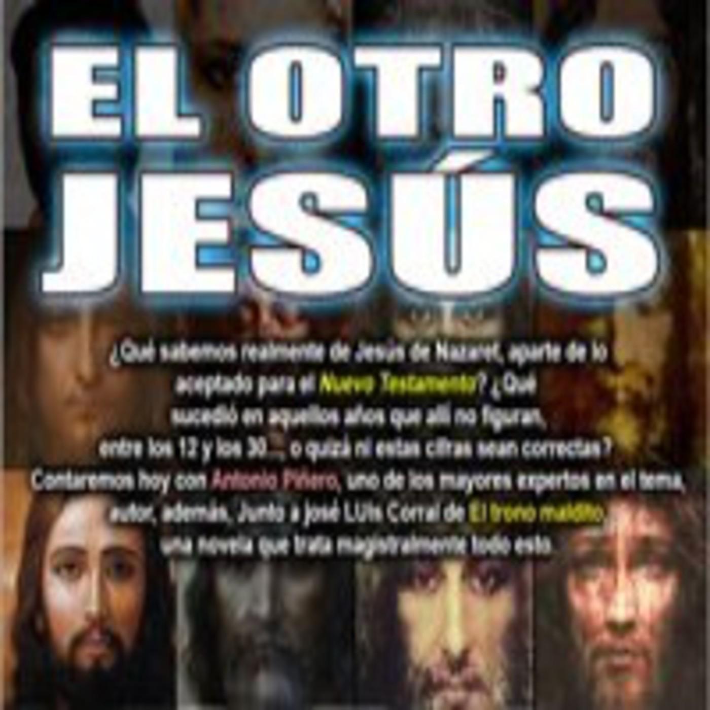 Programa 096: EL OTRO JESÚS DE NAZARET en La Escóbula de la Brújula ...