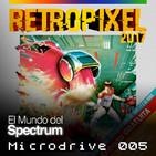 Retropixel Málaga 2017 - Charla El Mundo del Spectrum - Retromadrid 2017 - Microdrive 005