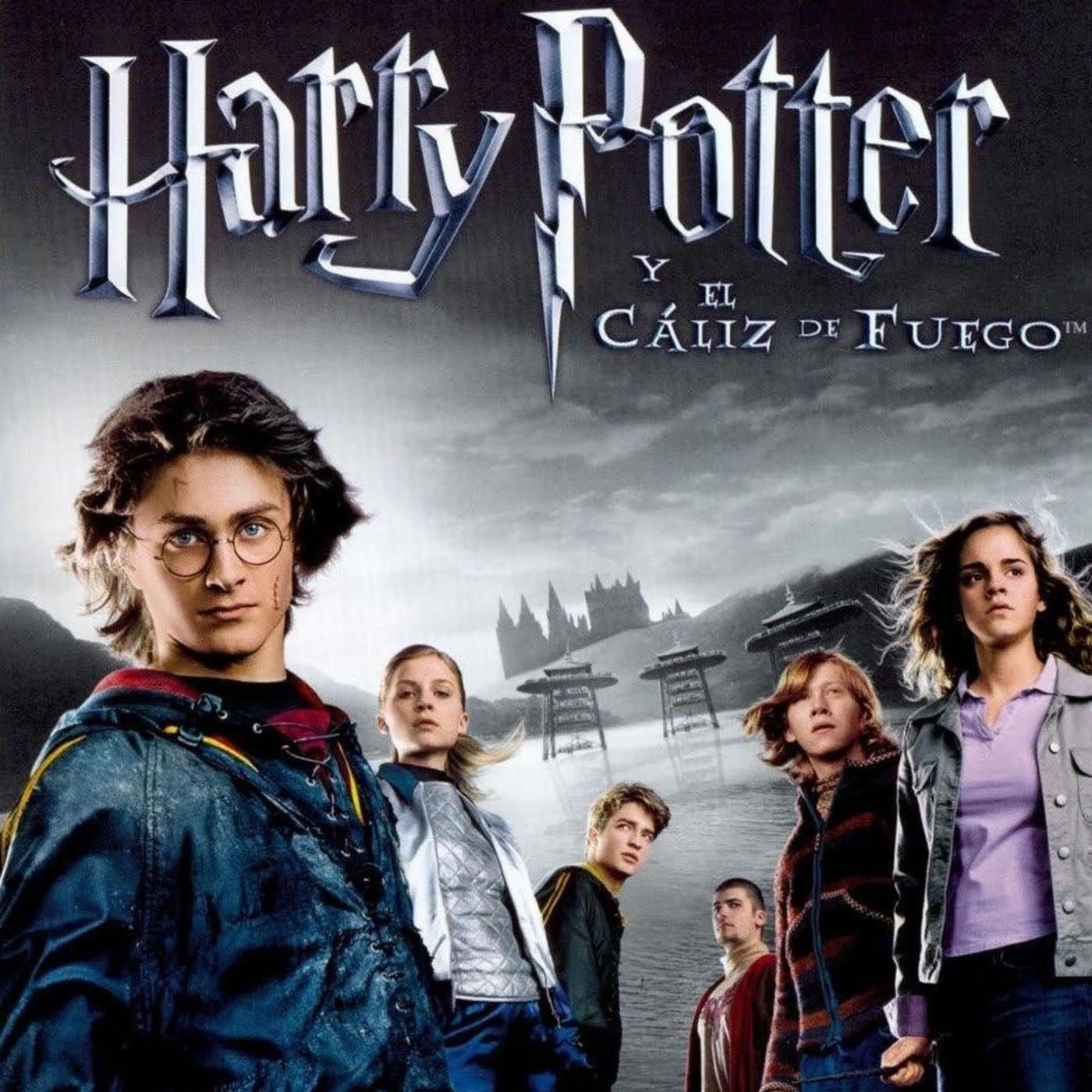 Harry Potter Y El Caliz de Fuego (2005). en Películas en Audio. en ...