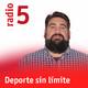 Entrevista 24/03/2017 - Deporte Sin Límite (Radio 5 - RTVE)