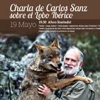 Entrevista a Carlos Sanz en Caza, Pesca y Naturaleza (Charla sobre el Lobo en Corazón de Carballo) 19/05/2018