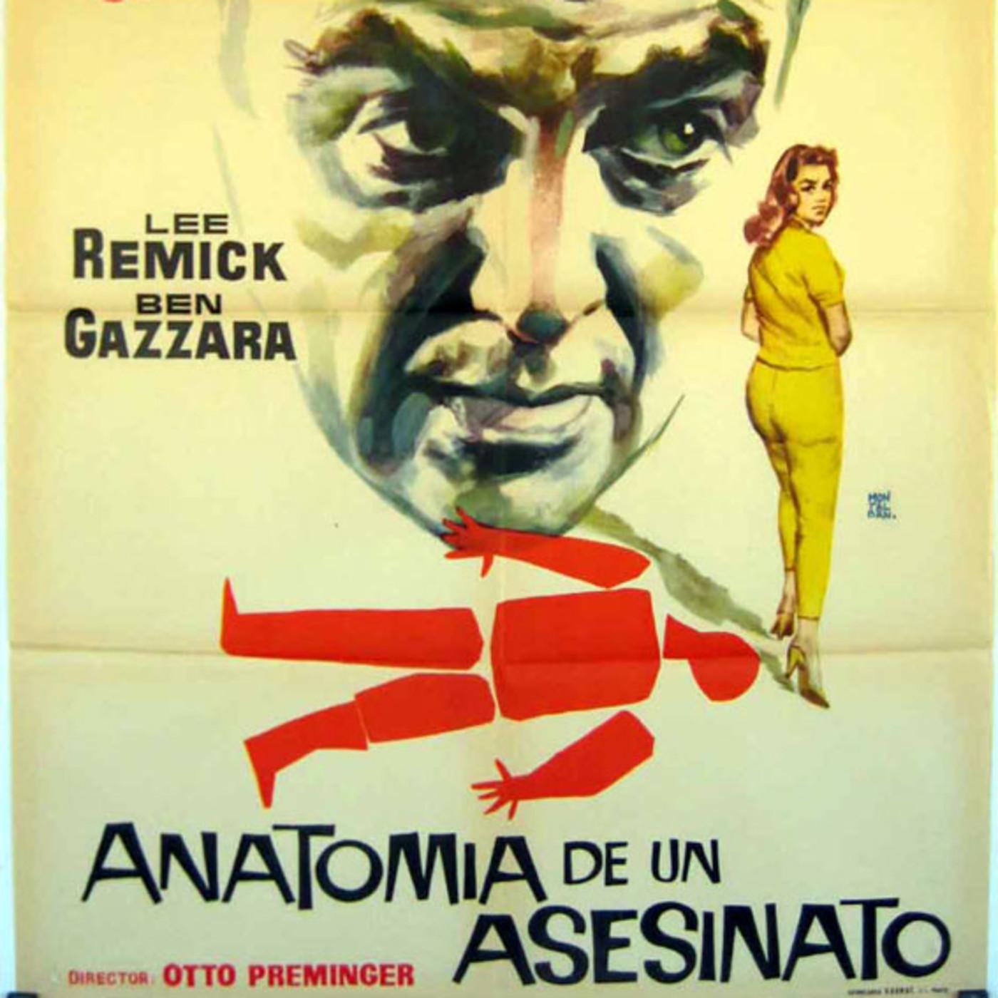 Anatomía de un asesinato (1959). #Drama #DramaJudicial en Películas ...
