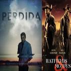 LODE 5x04 –Archivo Ligero–PERDIDA libro + película, Hatfields & McCoys