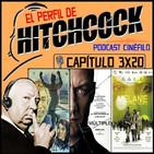 El Perfil de Hitchcock 3x20: Múltiple, Melanie: The girl with all the gifts y Zorba el griego.