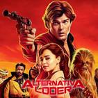 ALTERNATIVA LODER -Archivo Ligero- HAN SOLO nuevo trailer abril 2018