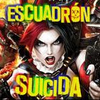LODE 7x12 –Archivo Ligero– ESCUADRÓN SUICIDA cómics + película