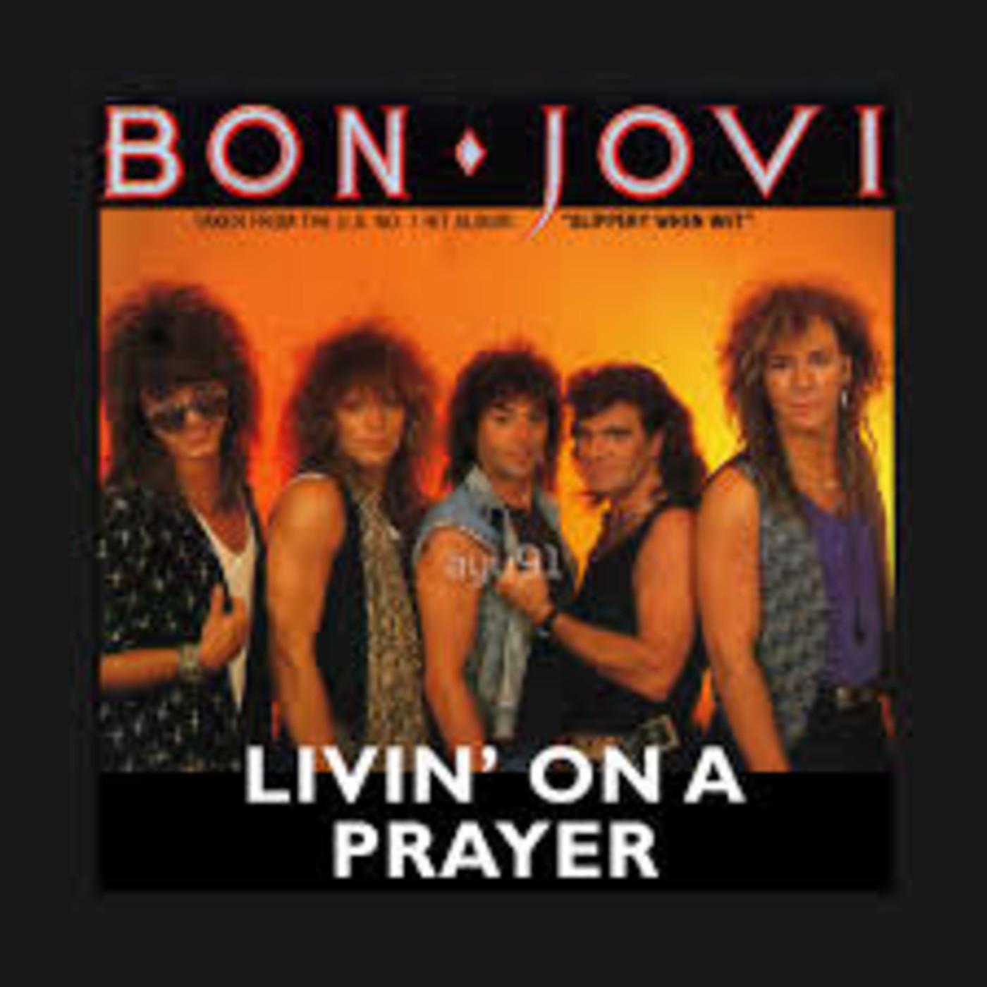 Bon Jovi - Living On A Prayer скачать mp3 бесплатно и