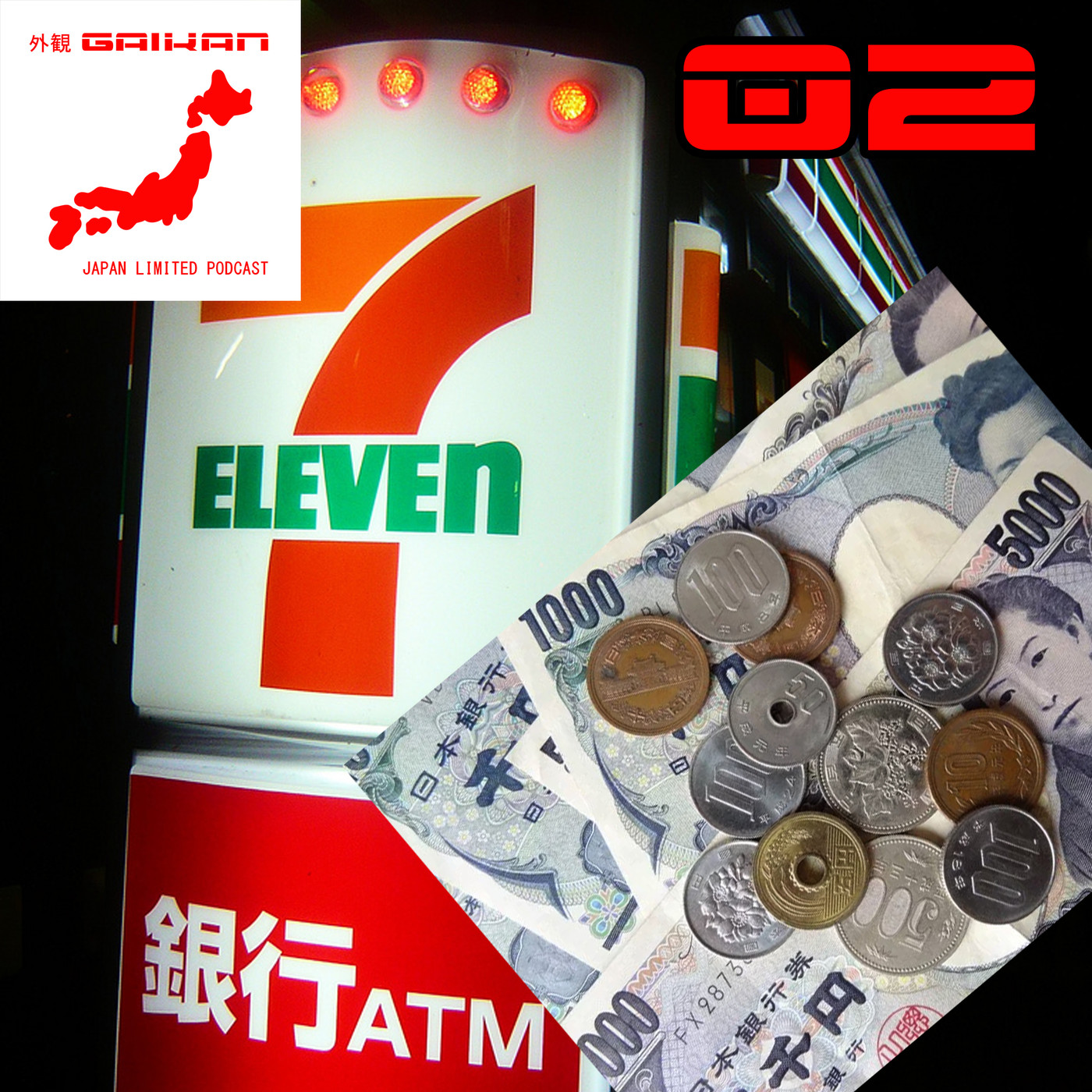 podcast sobre japon como sacar dinero en japón nipón yenes cambio de monedo tarjetas consejos guía cajeros automaticos seven eleven