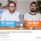 ¡La semana en 10 min #218! Gamescom 2017, Artifact, Brawlout, Dashboard XBOX ONE... Eurogamerspain
