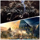 ZGP 22: Analizamos Assassin's Creed: Origins y Middle-earth: Shadow of War