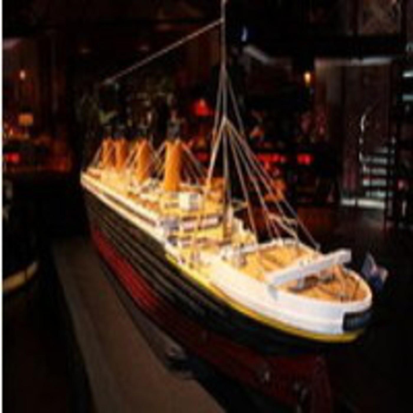 Especial Cuarto Milenio: Dossier Titanic en Misterios en mp3(16/06 a ...