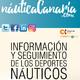 Náutica Canaria Radio, en Canarias radio. Emitido sábado 28mayo2018