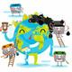 I Concurs Reciclatge Creatiu - 3r anunci