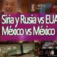 El Ajo: Siria y Rusia vs EUA y México vs México