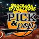 Pick&Pop 17/04/2018