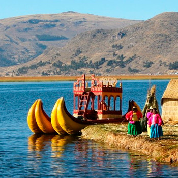 Luis Tobajas: Misterios del Lago Titicaca