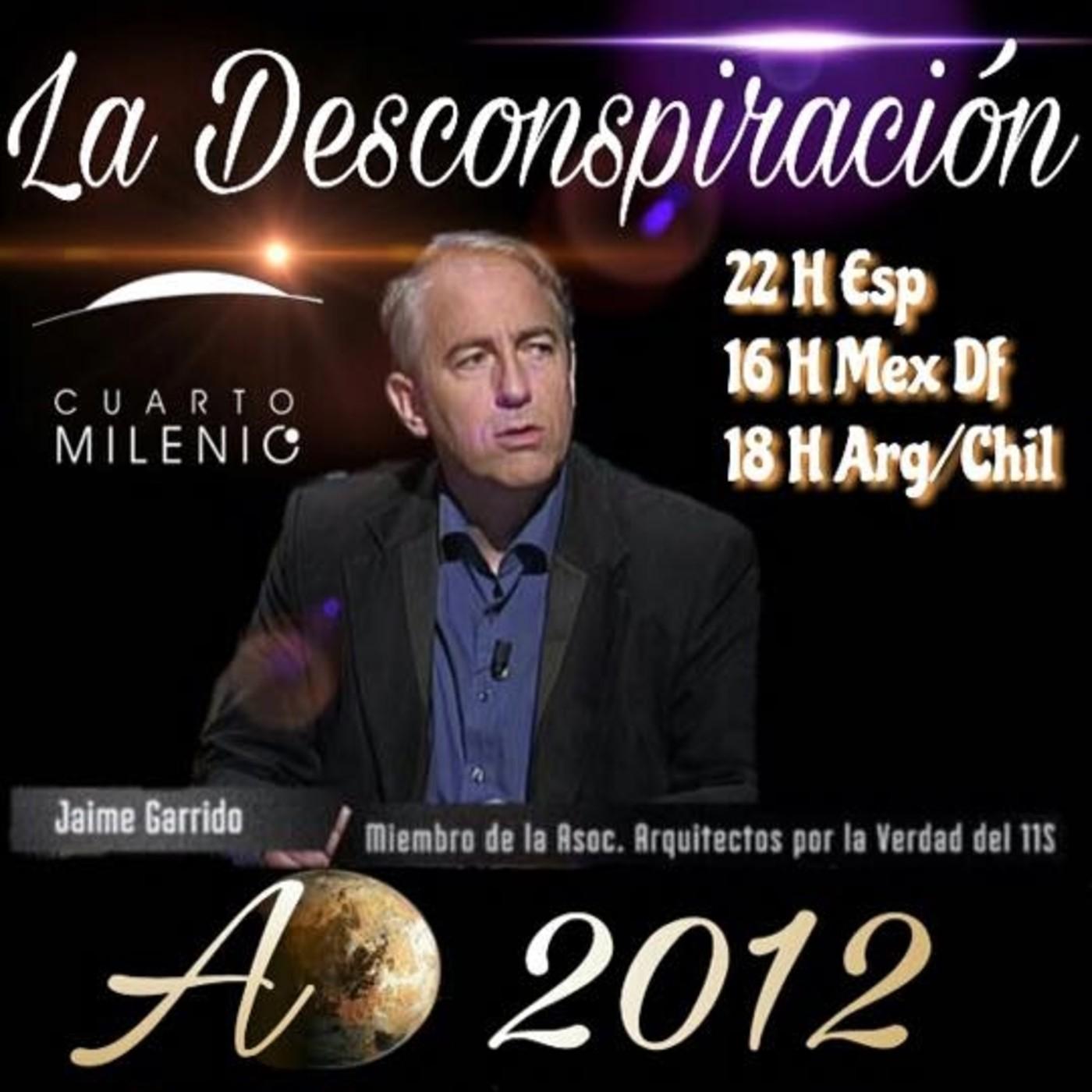 La desconspiracion con jaime garrido en podcast alerta for Jaime garrido cuarto milenio