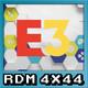 RDM 4x44 – E3 2018