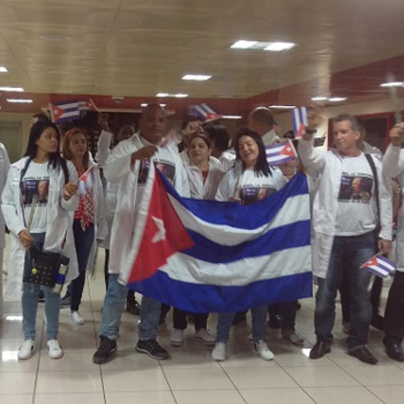 Médicos cubanos: los Abdala de hoy