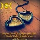 Especial AMOR - Escuela de Magia 15-09-2012