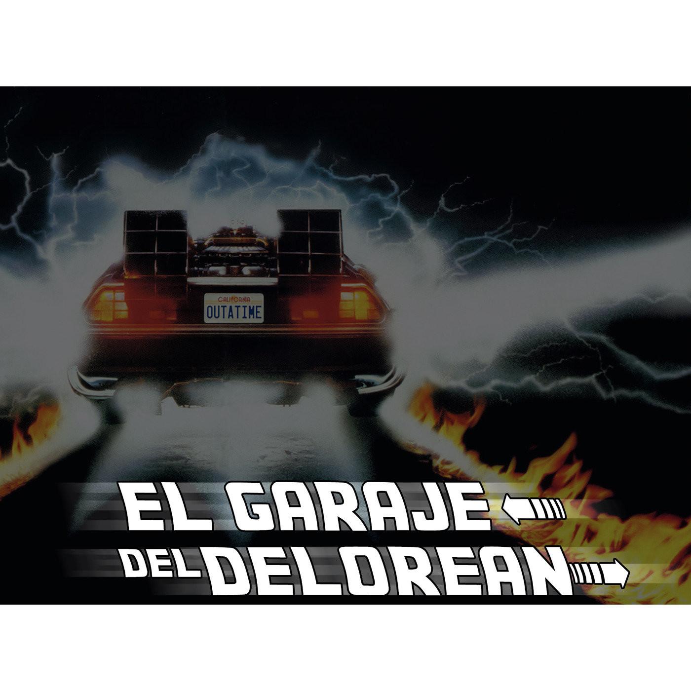 <![CDATA[El Garaje del DeLorean]]>