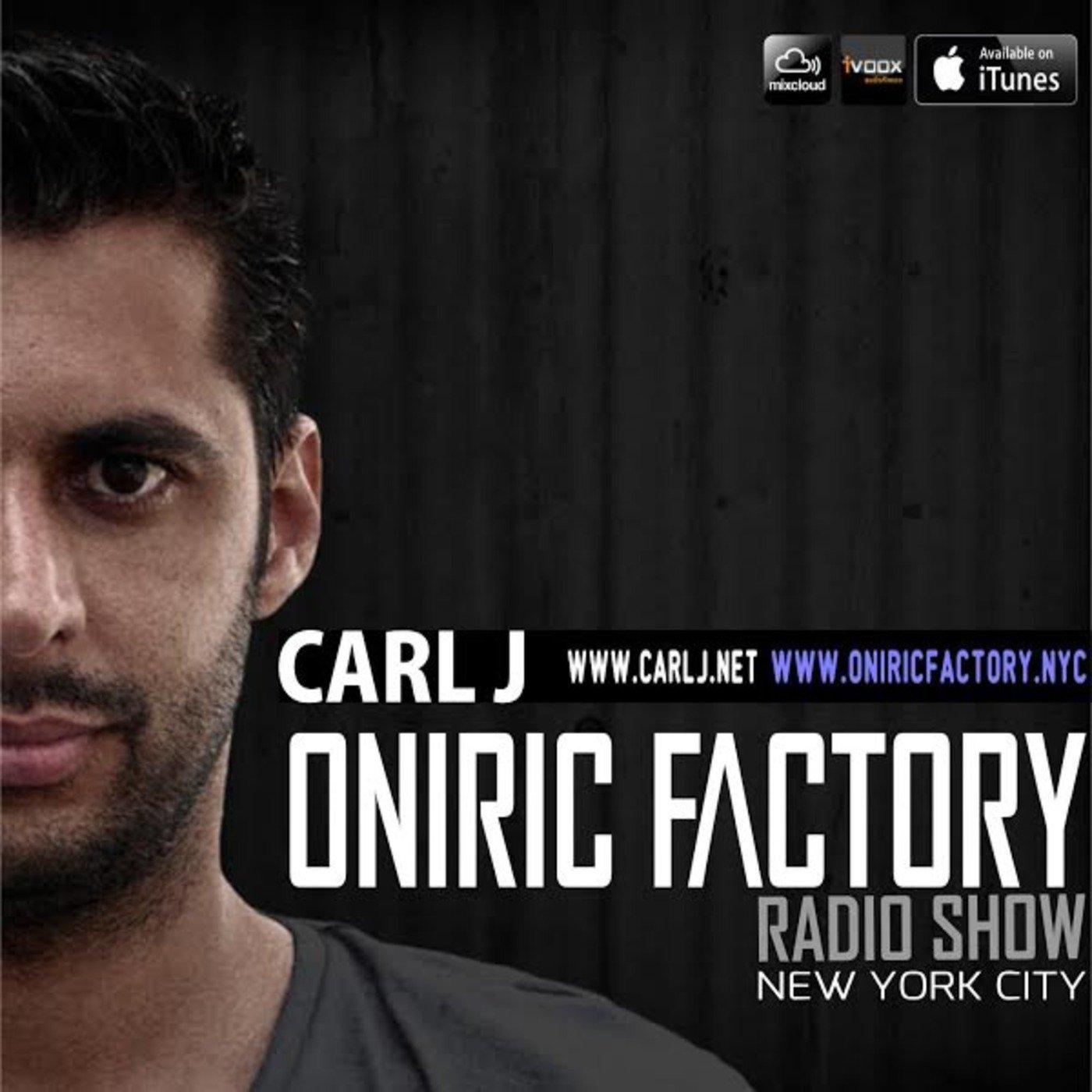 <![CDATA[Podcast de Oniric Factory Radio Show NYC]]>