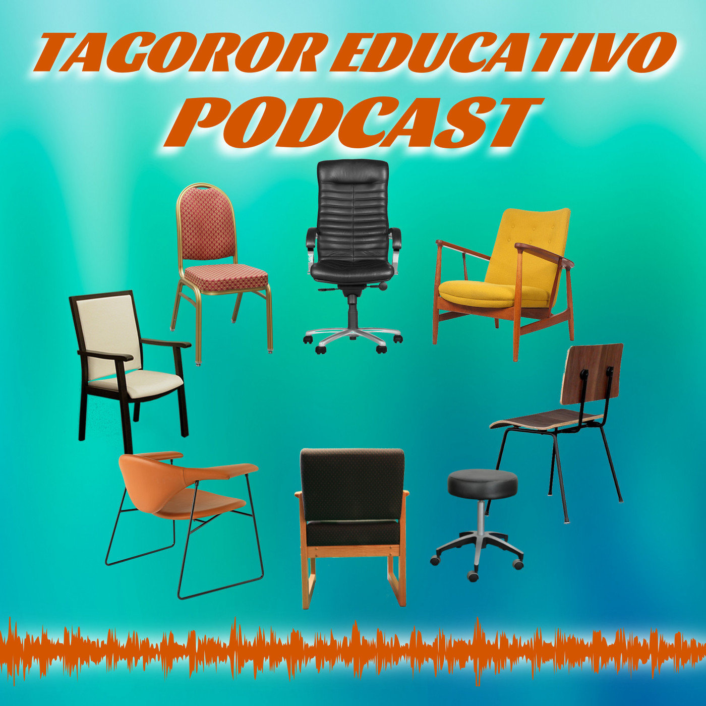 Logo de Tagoror Educativo Podcast