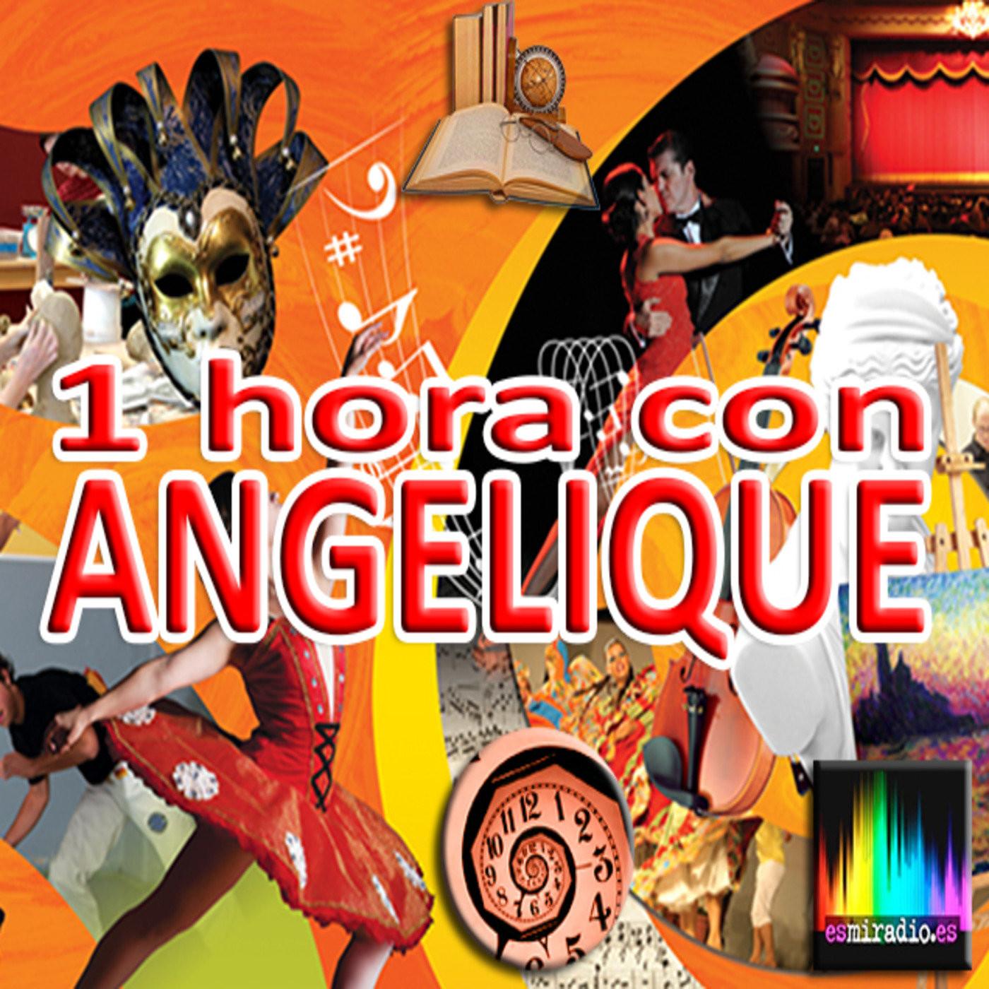 <![CDATA[Podcast Una hora con Angelique]]>