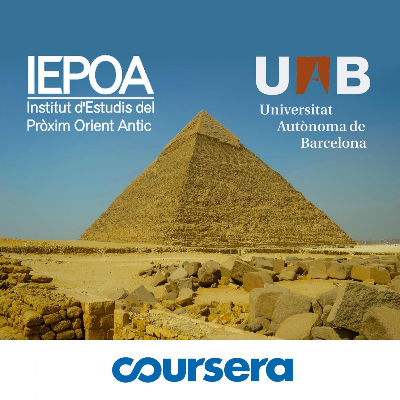 <![CDATA[Egiptología de IEPOA UAB Coursera]]>