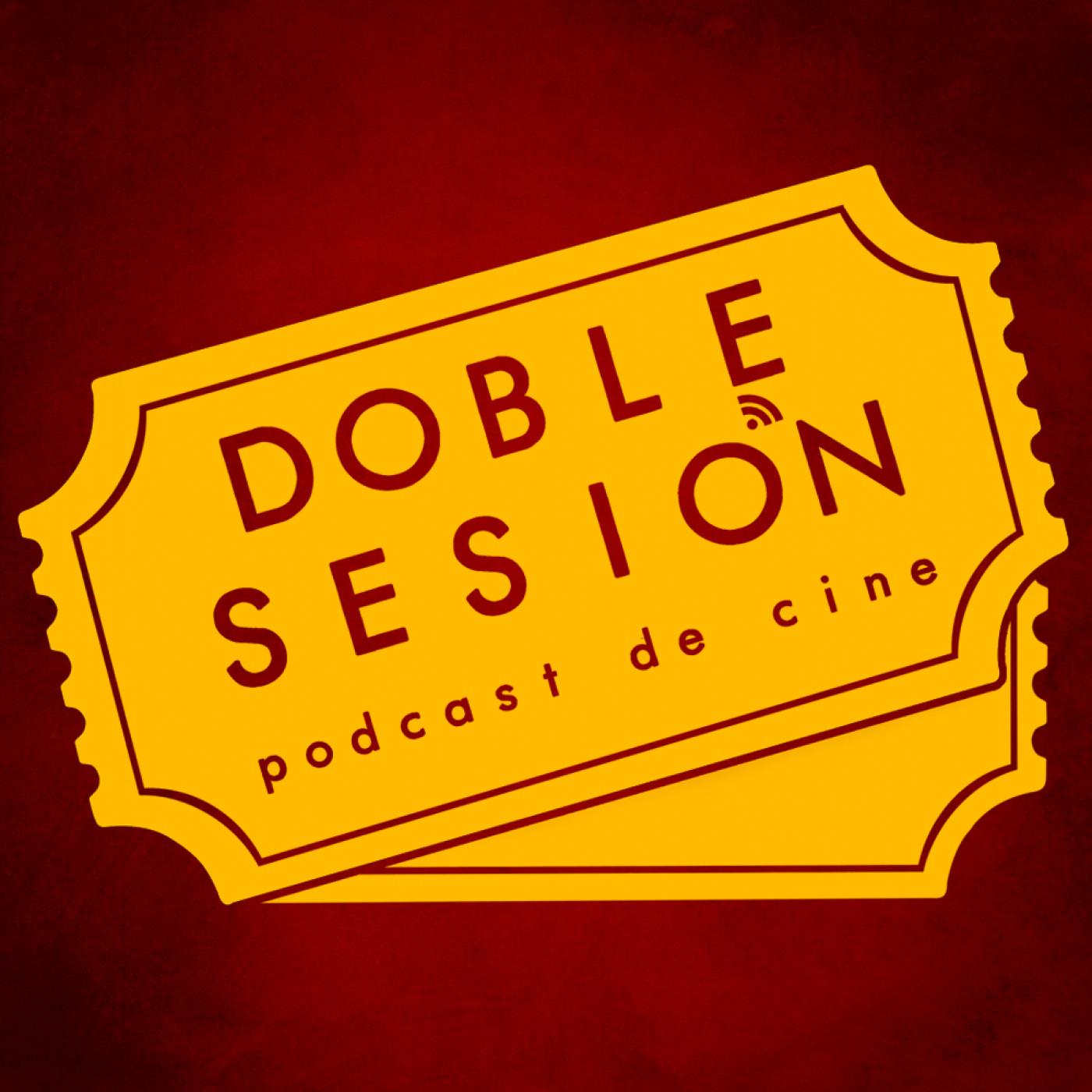 Logo de Doble Sesión Podcast de Cine