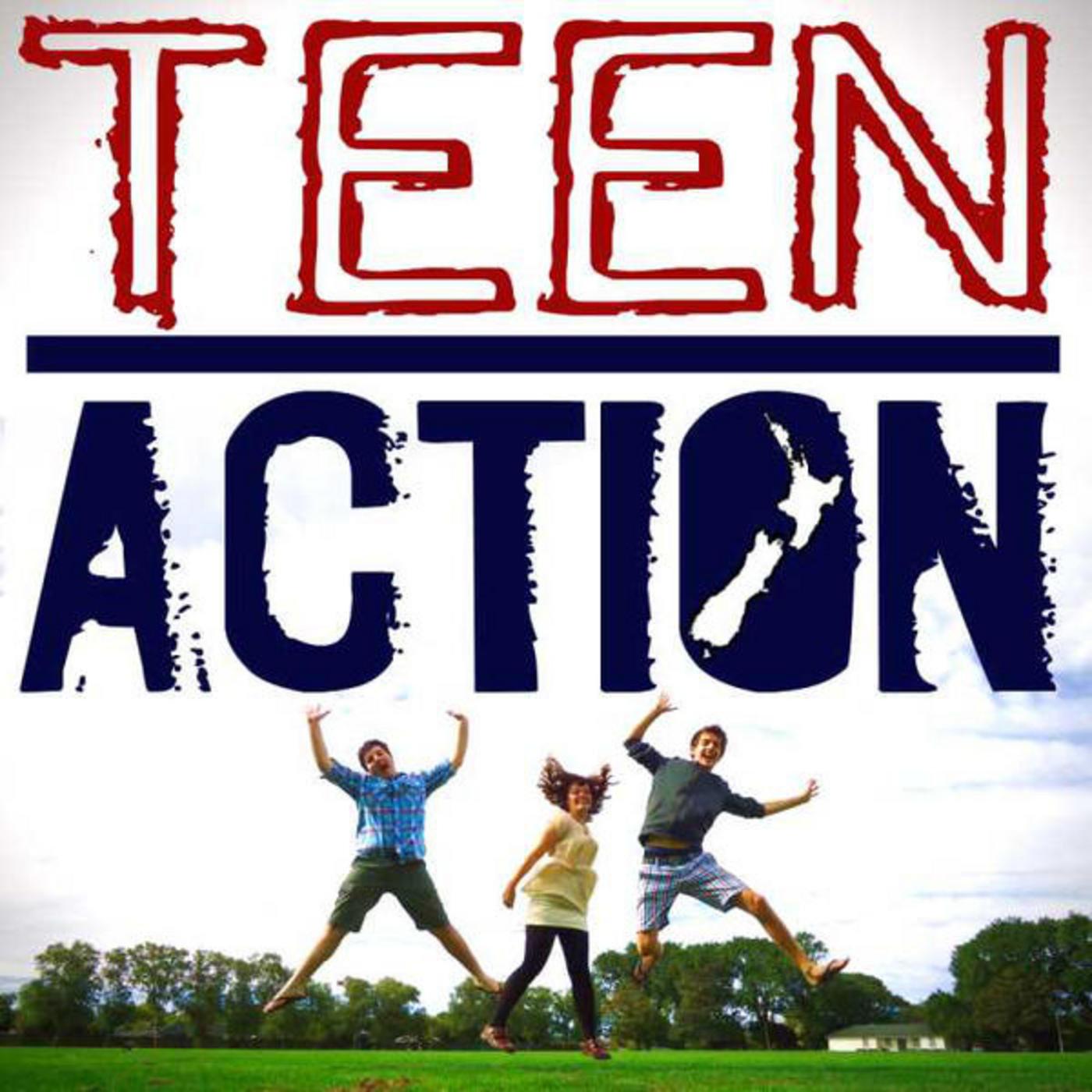 Teen action pics