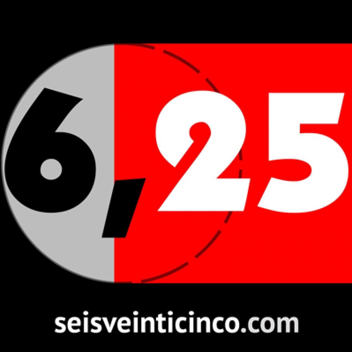 <![CDATA[ 6,25 - Seisveinticinco.com - baloncesto]]>