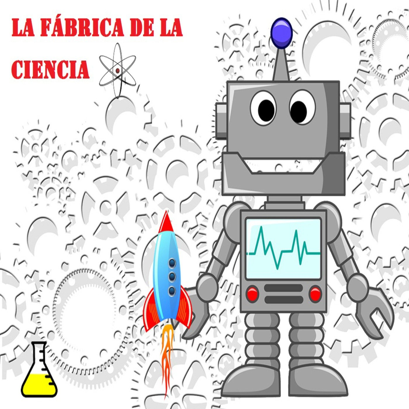 Logo de La fábrica de la ciencia