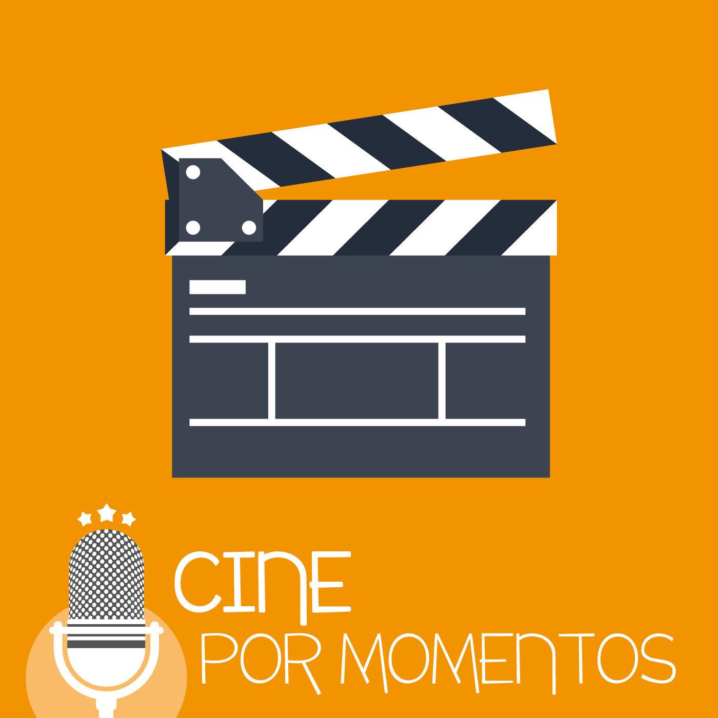 Logo de Cine por momentos Podcast