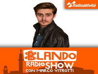 """BLANDO RADIO SHOW del 25/05/18 - """"Mai Visto Lost"""", Supermercato Piazza Unità d'Italia, Roberto Bolelli, Mare N..."""