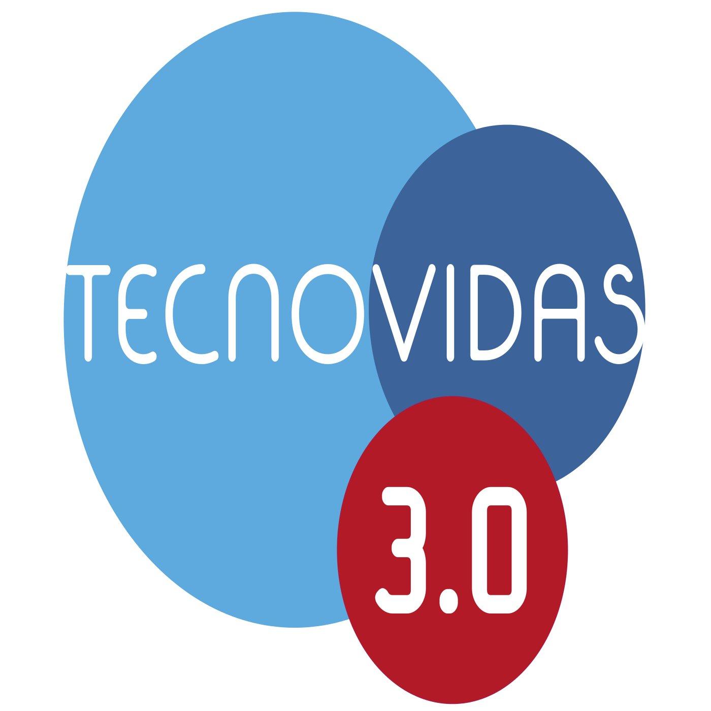 Logo de TecnoVidas 3.0 Podcast