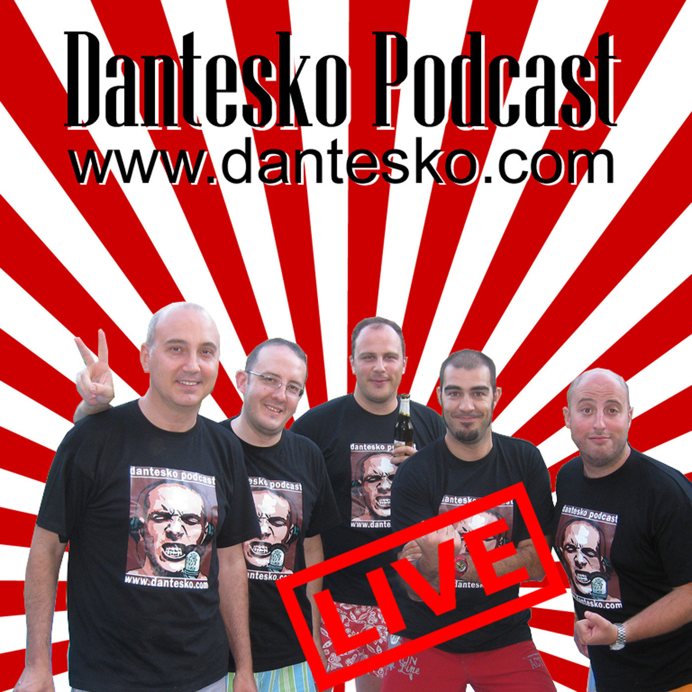 Logo de Dantesko Podcast