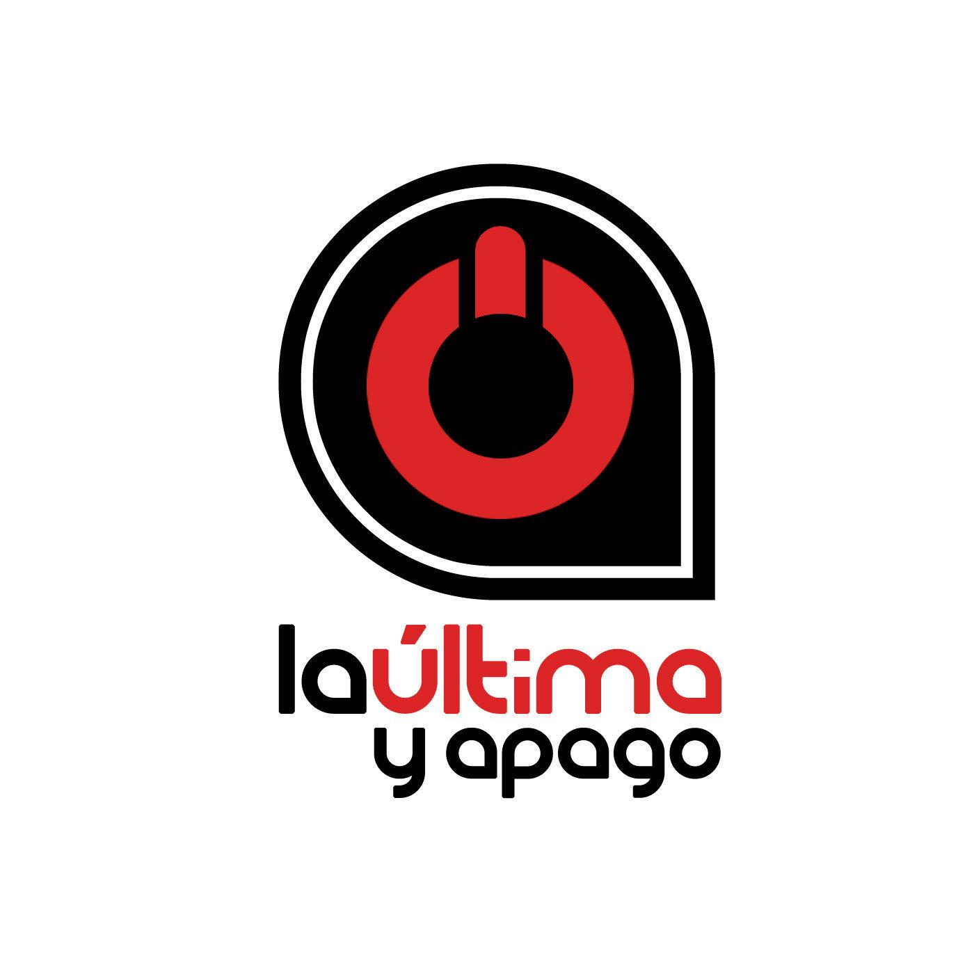 Logo de Podcast de La última y apago
