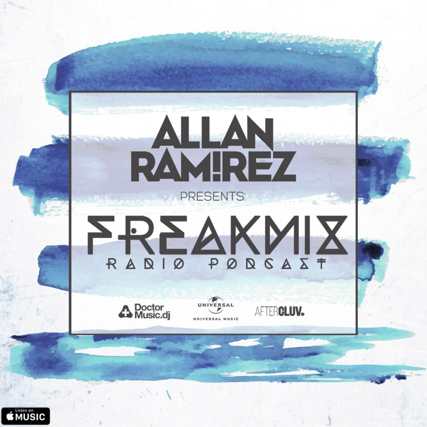 <![CDATA[Allan Ramirez FreakMix Radio]]>