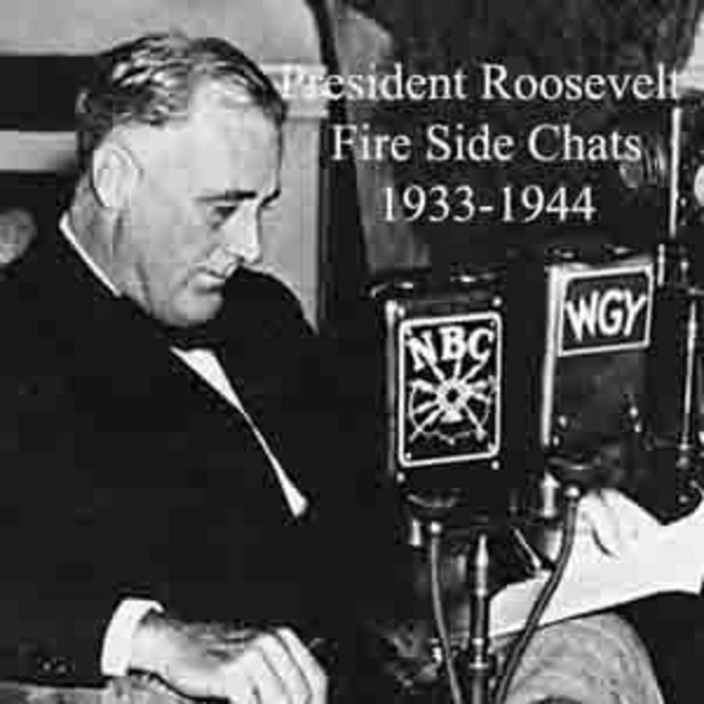 fdr s policies preparing america for a Fdr's four freedoms speech: freedom by the fireside sometimes we fail to hear or heed these voices of freedom because to us the privilege of our freedom is such an old, old story —franklin delano roosevelt, in his third inaugural address, january 20, 1941.
