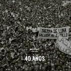 40 AÑOS 13/05/17 Fernando Garrido