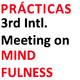 Práctica de Meditación Zen guiada por Dokushô Villalba en 3rd International meeting on Mindfulness 2016